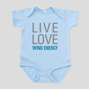 Wind Energy Body Suit