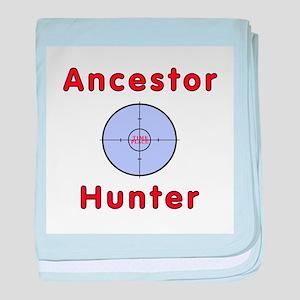 Ancestor baby blanket