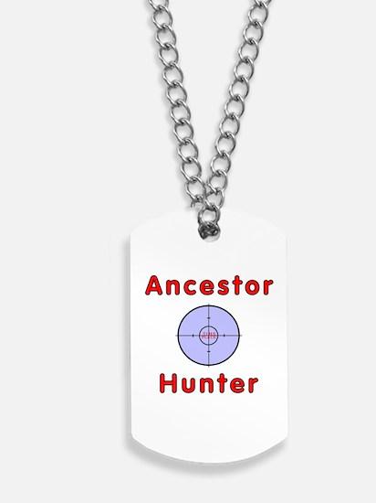 Ancestor Dog Tags