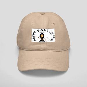 Halloween Black Crow Baseball Cap