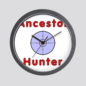 Ancestor Wall Clock