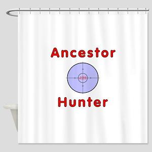 Ancestor Shower Curtain