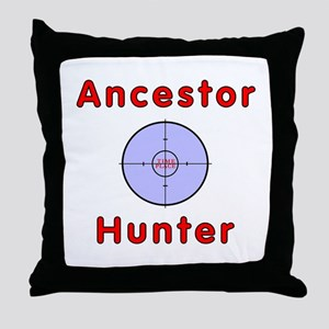 Ancestor Throw Pillow
