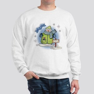 Let It Snow Sweatshirt