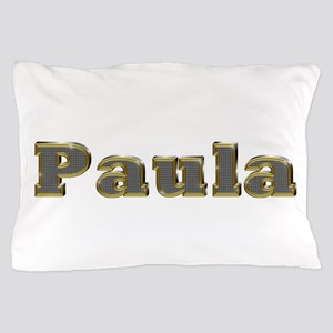 Paula Gold Diamond Bling Pillow Case