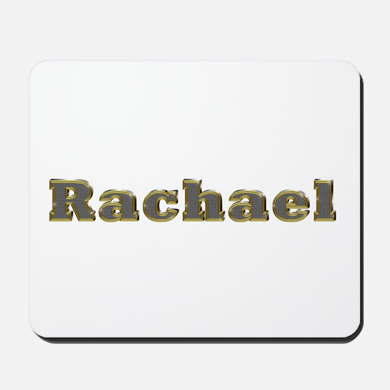 Rachael Gold Diamond Bling Mousepad