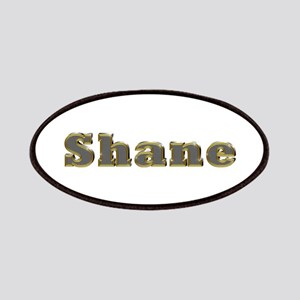 Shane Gold Diamond Bling Patch