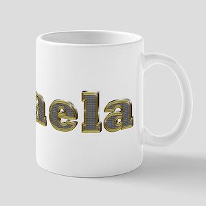 Mikaela Gold Diamond Bling Mugs