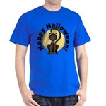 Black Cat Full Moon Dark T-Shirt