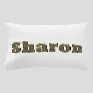 Sharon Gold Diamond Bling Pillow Case