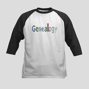 Genealogy Brick Wall Baseball Jersey