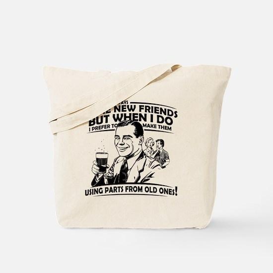 I don't always Tote Bag
