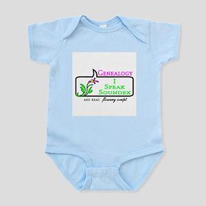 Genealogy Humor Soundex Body Suit
