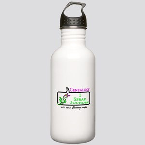 Genealogy Humor Sounde Stainless Water Bottle 1.0L