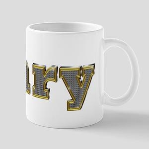 Mary Gold Diamond Bling Mugs