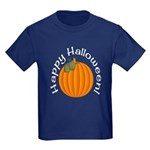 Happy Halloween! Kids Dark T-Shirt