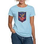 USS JAMES K. POLK Women's Light T-Shirt