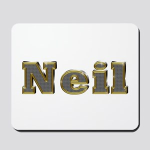 Neil Gold Diamond Bling Mousepad