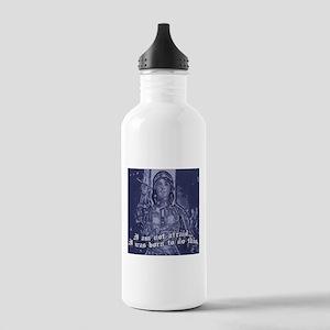 joanofarc_purple_Iamno Stainless Water Bottle 1.0L