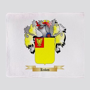 Kubas Throw Blanket