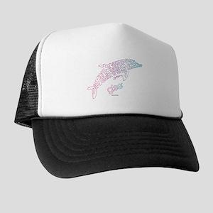 Glee Dolphin Trucker Hat