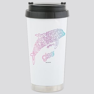 Glee Dolphin Stainless Steel Travel Mug