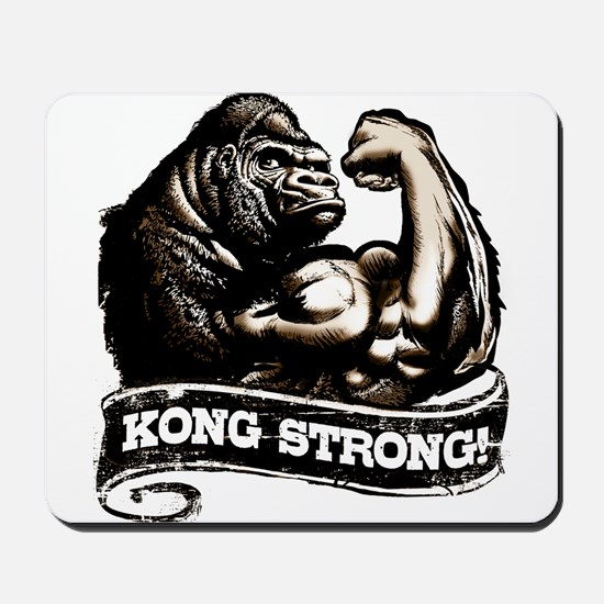 KONG STRONG Mousepad