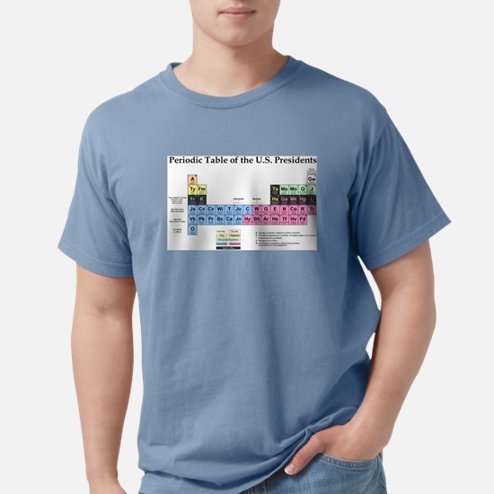 - Periodic Table of the US Presidents T-Shirt