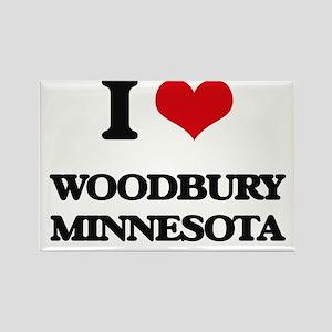 I love Woodbury Minnesota Magnets