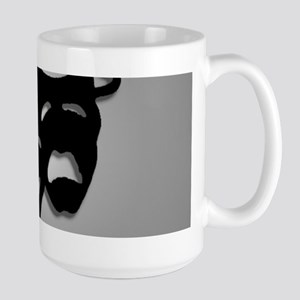 Comedy and Tragedy Theater Design Mugs