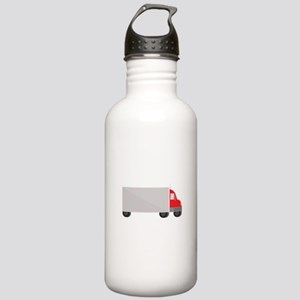 Delivery Truck Water Bottle