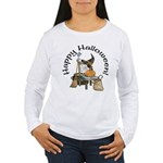 Witches Scene Women's Long Sleeve T-Shirt
