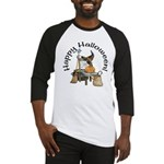 Witches Scene Baseball Jersey