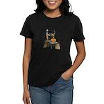 Witches Scene Women's Dark T-Shirt
