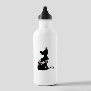 Sphynx Love Stainless Water Bottle 1.0L