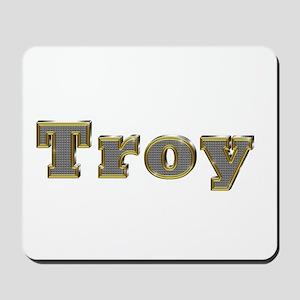 Troy Gold Diamond Bling Mousepad