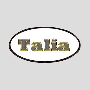 Talia Gold Diamond Bling Patch