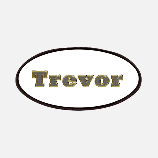 Trevor Gold Diamond Bling Patch