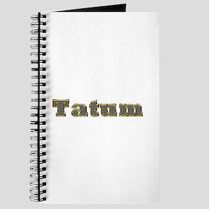 Tatum Gold Diamond Bling Journal