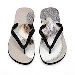Dandie Dinmont Terrier Flip Flops