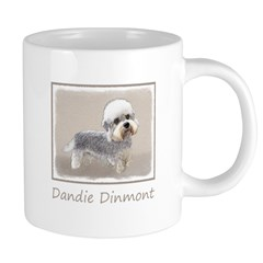 Dandie Dinmont Terrier 20 oz Ceramic Mega Mug