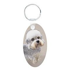 Dandie Dinmont Terrier Keychains