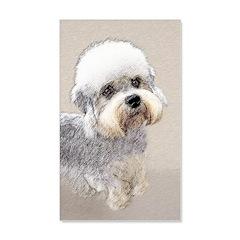 Dandie Dinmont Terrier Wall Decal