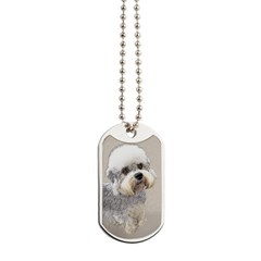 Dandie Dinmont Terrier Dog Tags