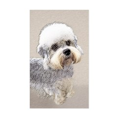 Dandie Dinmont Terrier Sticker (Rectangle)