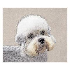 Dandie Dinmont Terrier King Duvet