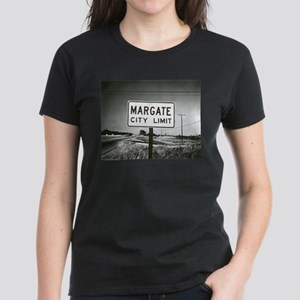 Margate City Limits Street Sign T-Shirt