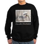 Dandie Dinmont Terrier Sweatshirt (dark)