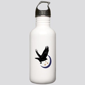 The Raven Water Bottle
