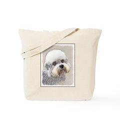 Dandie Dinmont Terrier Tote Bag